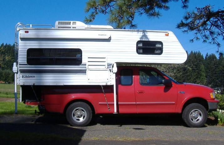 pickup camper