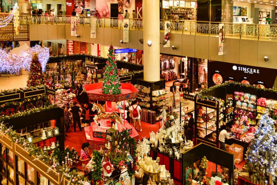 xmas shopping