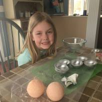 Michelle made some DIY Bath Bombs with her kids.
