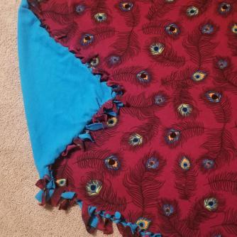 No-tie Blanket